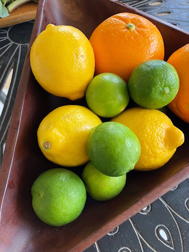 The Amazing Power of Lemons and Limes
